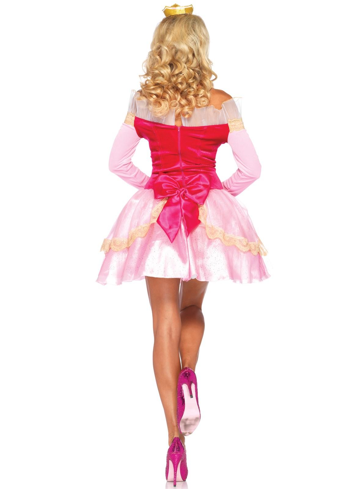 Disney princesses princess aurora adult costume - Costume princesse disney adulte ...