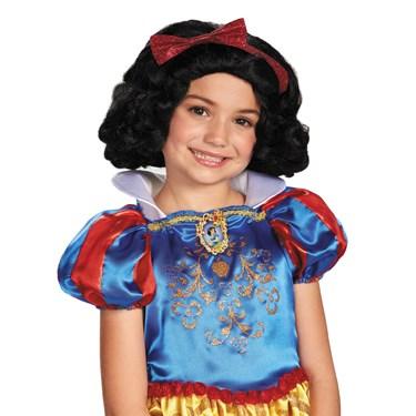 Disney Snow White Kids Wig