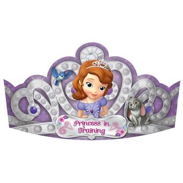 Disney Sofia the First Paper Tiaras (8)
