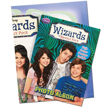 Disney Wizards of Waverly Place Photo Album