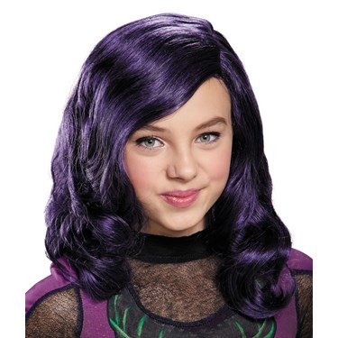 Disney's Descendants: Girls Mal Wig
