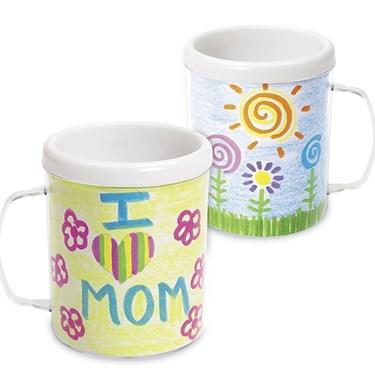 Diy Plastic 8oz. Mug