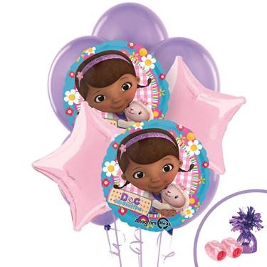 Doc McStuffins Balloon Bouquet Kit