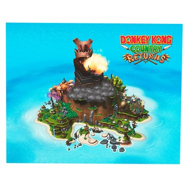 Donkey Kong Activity Placemats