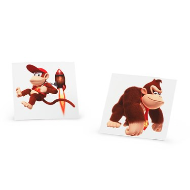 Donkey Kong Tattoos