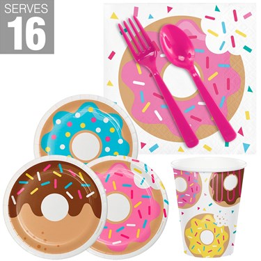 Donut Time Snack Pack For 16