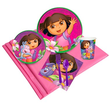 Dora's Flower Adventure Party Pack