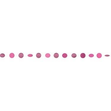 Dot Garland - Pink