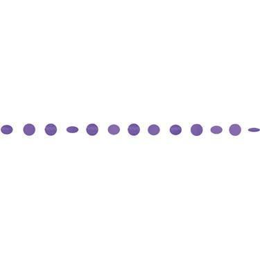 Dot Garland – Purple