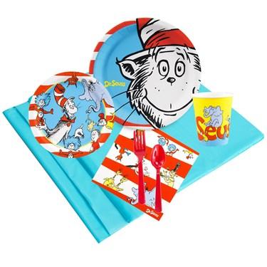 Dr. Seuss 16 Guest Party Pack