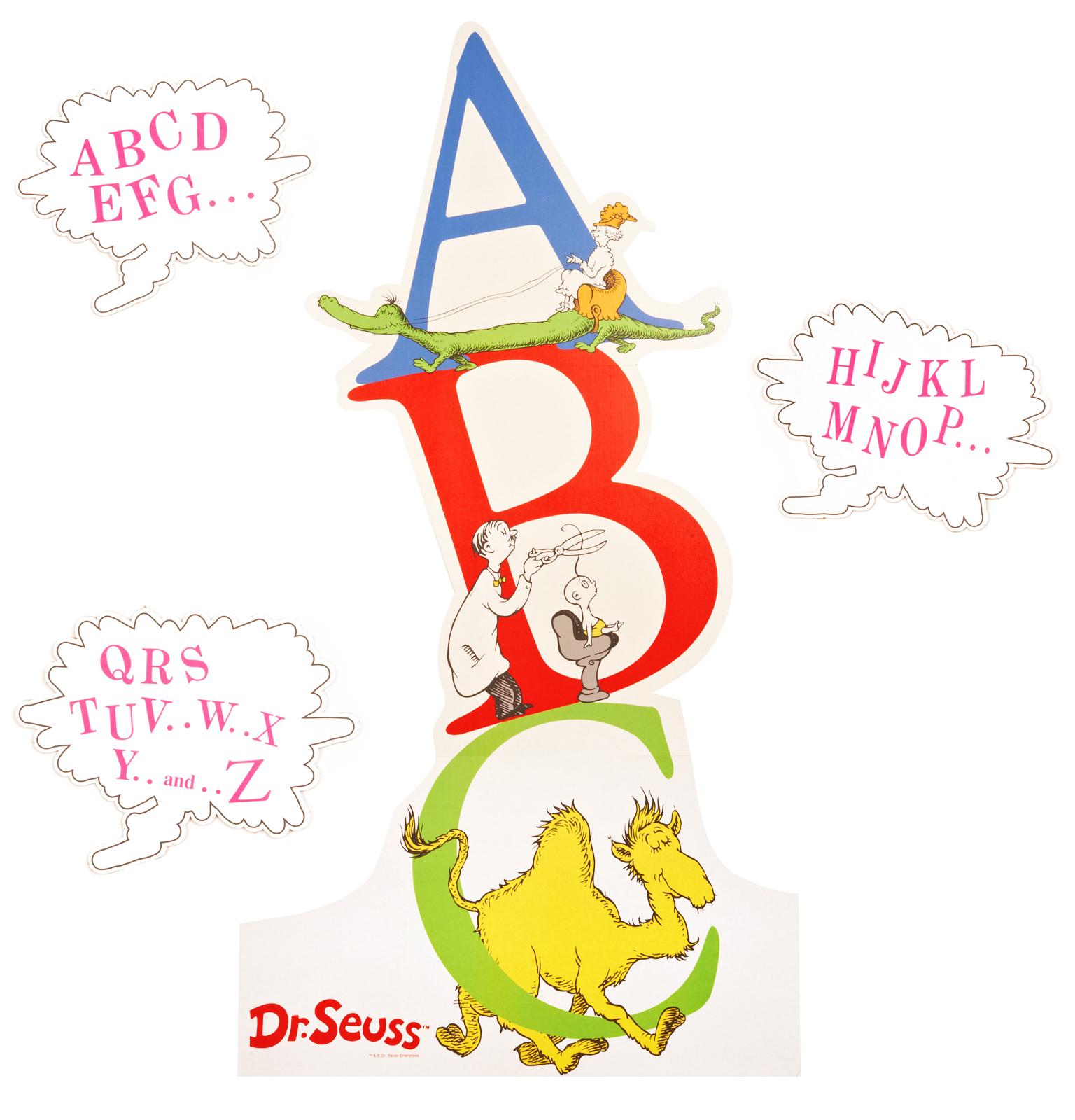 dr seuss abc coloring pages - photo#35