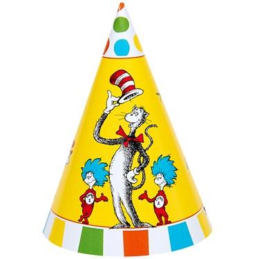 Dr. Seuss Favorites Cone Hats (8)