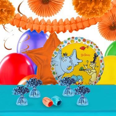 Dr Seuss Favorites Deco Kit