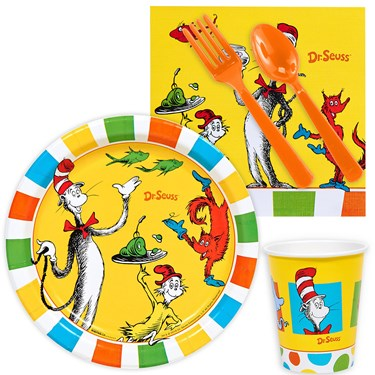 Dr. Seuss Favorites Snack Pack 16 Guest