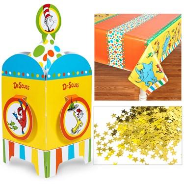 Dr. Seuss Favorites Table Décor Kit