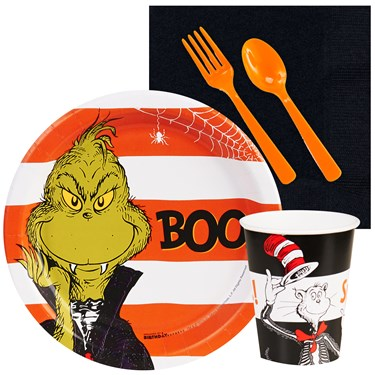 Dr. Seuss Halloween Snack Party Pack