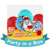 Dr. Seuss Party in a Box For 8