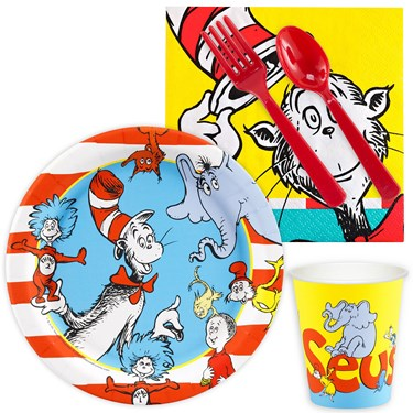 Dr. Seuss Snack Pack 16 Guest