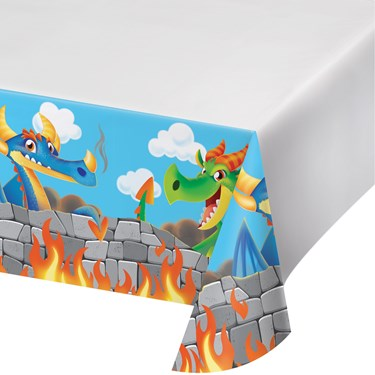 Dragon Plastic Table Cover (1)