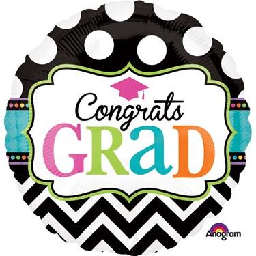 """Dream Big Graduation 17"""" Balloon (Each)"""