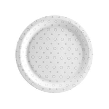 Elegant Lace Dessert Plate (8)