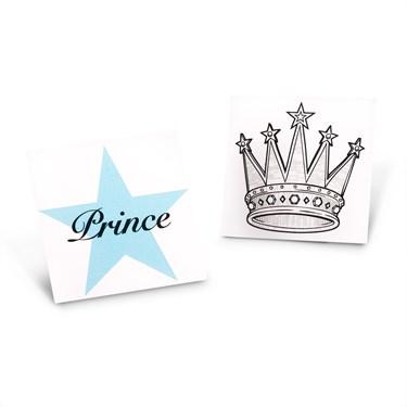 Elegant Prince Damask Tattoos