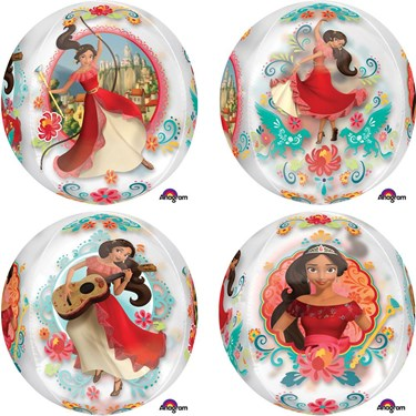 "Elena of Avalor 16"" Orbz Balloon (1)"