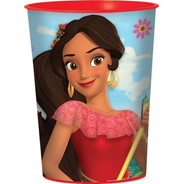 Elena of Avalor 16oz Plastic Favor cup
