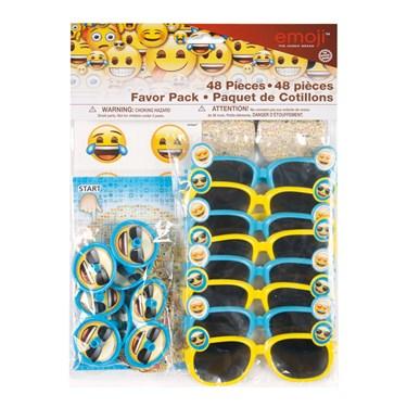 Emoji Favor Pack (48)