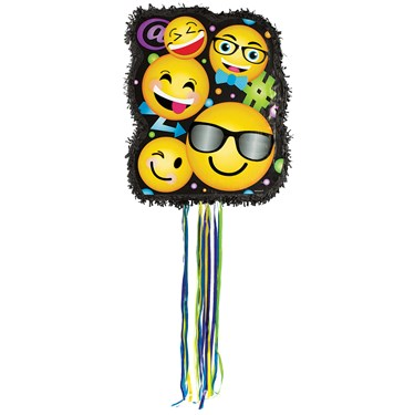 Emoji Pull Pinata