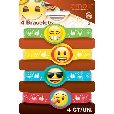Emoji Stretchy Bracelets (4)