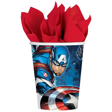 Epic Avengers 9oz Paper Cup
