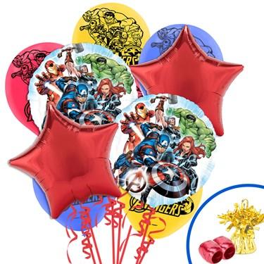 Epic Avengers Balloon Bouquet
