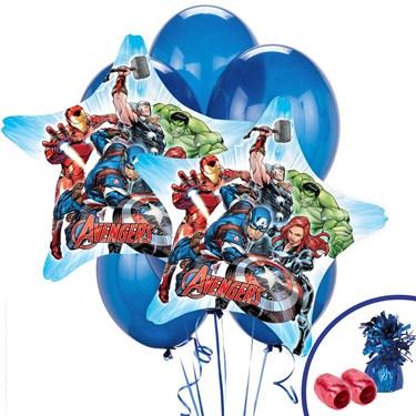 Epic Avengers Jumbo Balloon Bouquet