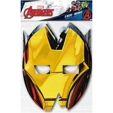 Epic Avengers Party Masks (8)