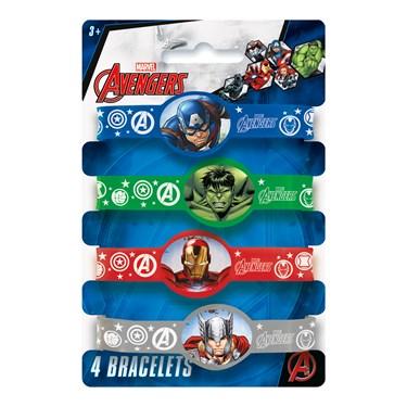 Epic Avengers Rubber Bracelet (4)