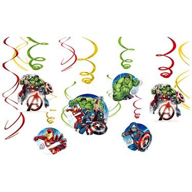 Epic Avengers Swirl Value Pack (12)
