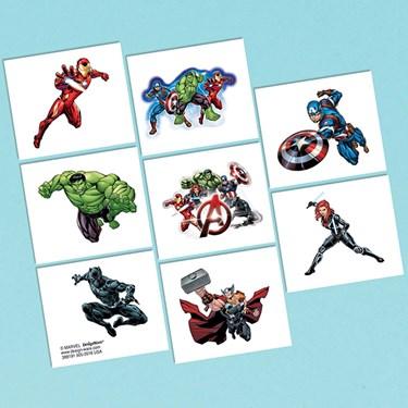 Epic Avengers Tattoos (8)