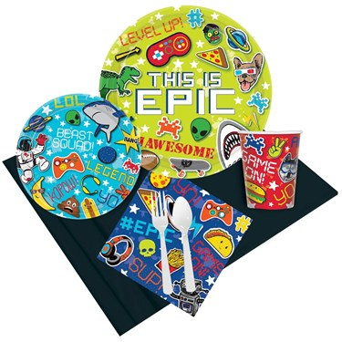 Epic Party Party Pack for 8