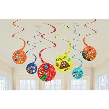 Epic Party  Swirl decoration (8)