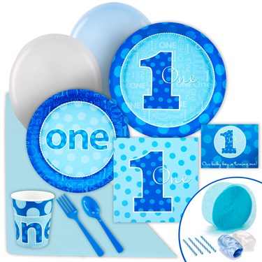 Everything One Boy Value Party Pack