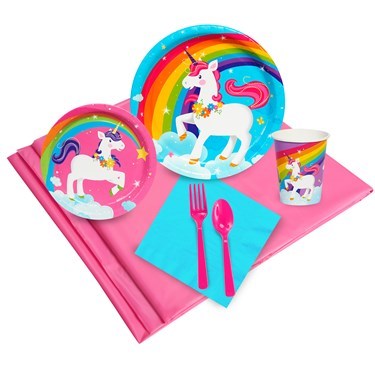 Fairytale Unicorn Party Party Pack (24)