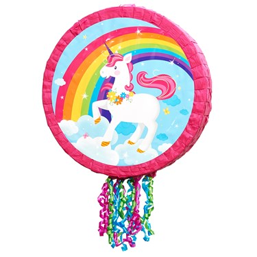 Fairytale Unicorn Party Pinata