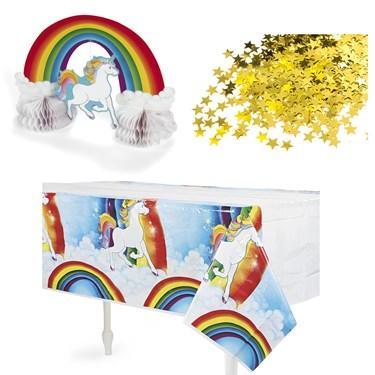 Fairytale Unicorn Table Decoration Kit