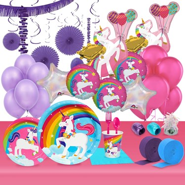 Fairytale Unicorn Ultimate Party Kit (8 Guests)