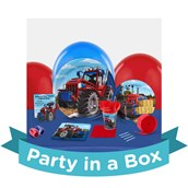 Farm Tractor Party in a Box