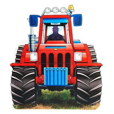 Farm Tractor Standup 3'