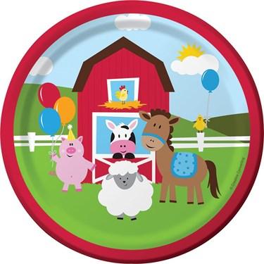 Farmhouse Cake Plates 7 (8)