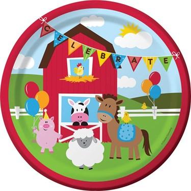 Farmhouse Luncheon Plates 9 (8)