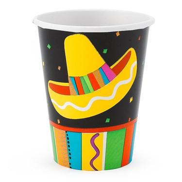 Fiesta Fun 9 oz Cups